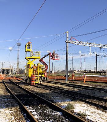 Caténaire - Qualifications SNCF